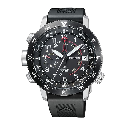 Citizen Promaster BN4044-15E Eco-Drive Altichron Watch $309 @ DutyFreeIsland