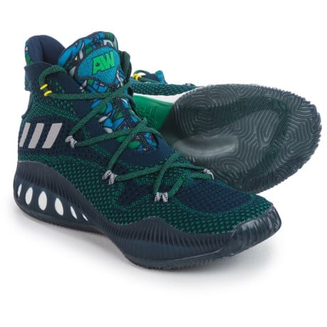 Adidas Crazy Explosive Men's Basketball Sneakers - $69.99 plus tax