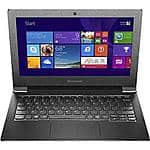 "Lenovo 11.6"" Intel Dual Core Laptop $149 at Fry's"