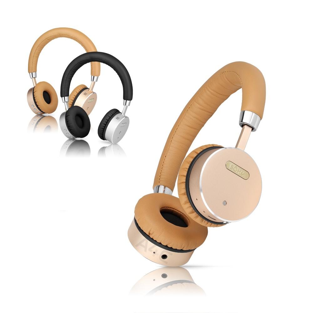 Manufacturer Refurbished BOHM Bluetooth Headphones - $37.50 + Free Shipping