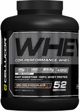 8lb Cellucor Cor-Performance Whey Protein Powder - $60.38 Shipped at Bodybuilding.com