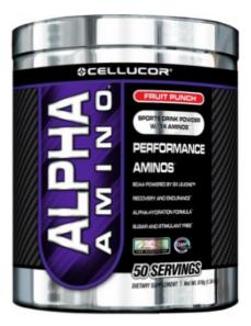 Cellucor Alpha Amino Gen3 2x 50-Servings - $41.22 Shipped at BodyBuilding.com