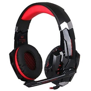 BlueFire Gaming Headset with Microphone LED Lights - $16.99 + Free Shipping with Prime