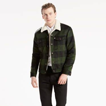 Extra 40% Off The Sherpa Trucker Jacket at Levi's