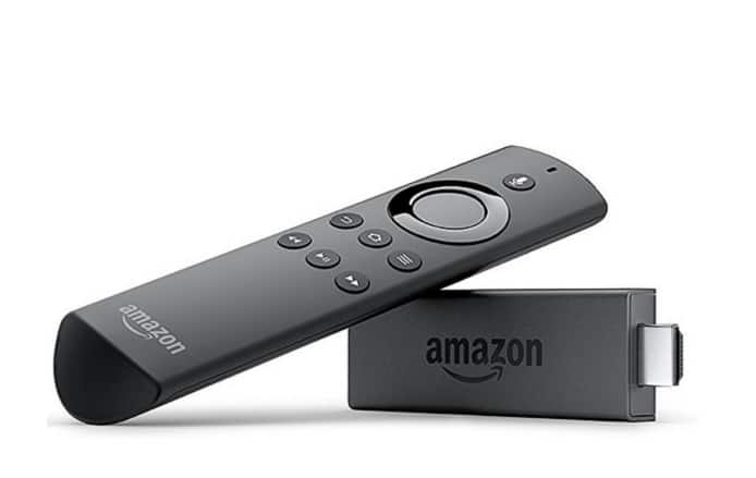 Amazon Fire Stick with Alexa Voice Remote - $32.98 + Free Shipping for New QVC Customers