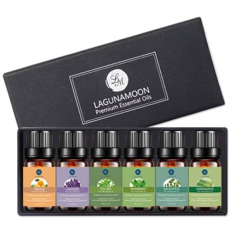 6-Pack of 10ml Essential Oils - $9.80 + Free Shipping at RoseGal