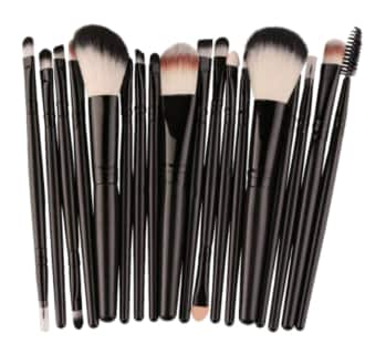 18-Pc. Makeup Brushes Set - $2.99 + Free Shipping at Dress Lily