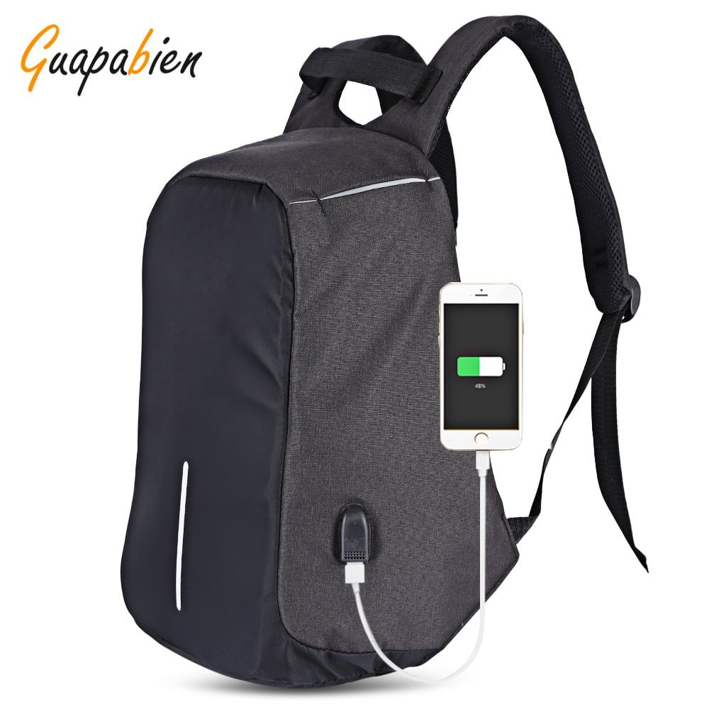 Hiking Backpack with USB Port  - $14.99 + Free Shipping at Gamiss