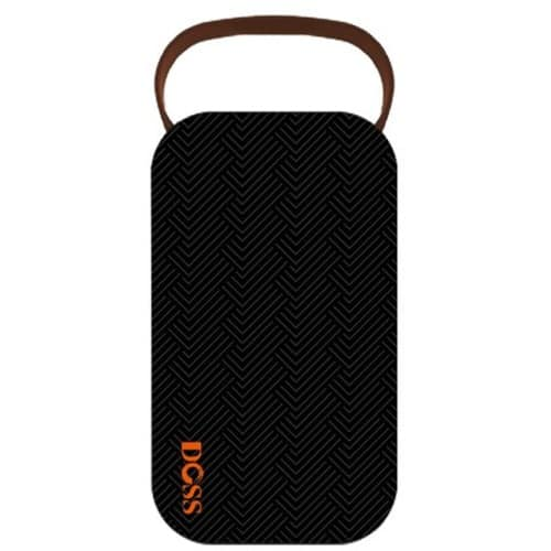 DOSS SoundGo Wireless Bluetooth V4.0 Speakers - $11.90 + Free Prime Shipping