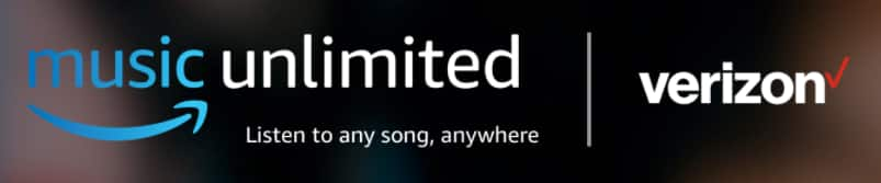 Verizon Post-Paid Customers: Try Amazon Music Unlimited and Get 1GB Free Data (New Amazon Music Unlimited Customers Only)