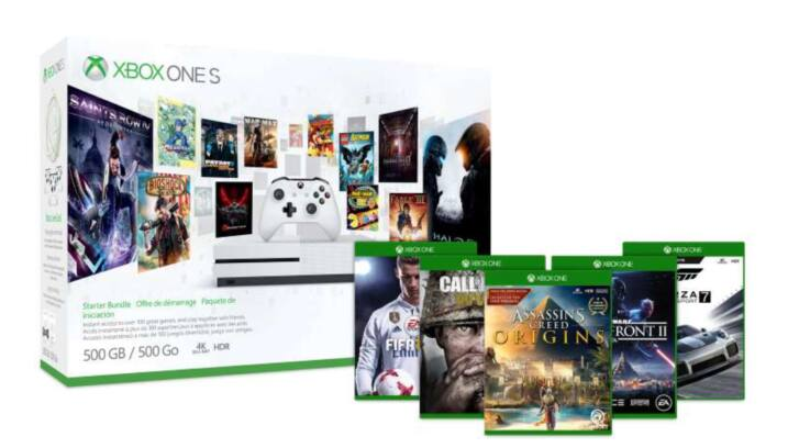 Select 500GB Xbox One S Bundles w/ 2 Select Games for $249 + Free Shipping at Microsoft + $20 Xbox Gift Card fom Slickdeals