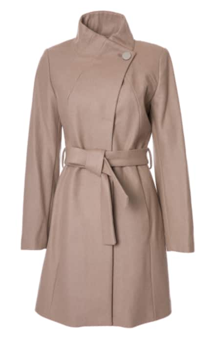T Tahari 'Isabelle' Coat - $54.99 + Free Shipping at Coats Direct