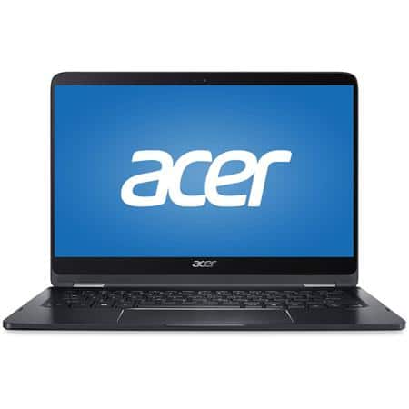 "Acer Spin 7 14"" Full HD Touchscreen Notebook, i7-7Y75, 256GB SSD, 8GB RAM, W10H - $749 + Free Shipping at Adorama"