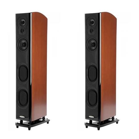 "Pair of Polk Audio LSiM705 47"" Floorstanding Tower Speakers - $999 + Free Shipping from Adorama"