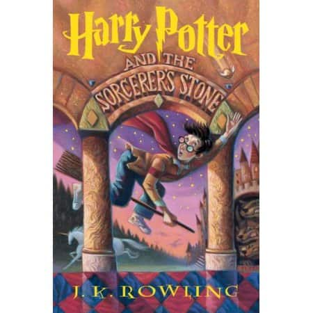 Harry Potter Hard Cover Books Complete 1-7   $47.96+tax @walmart