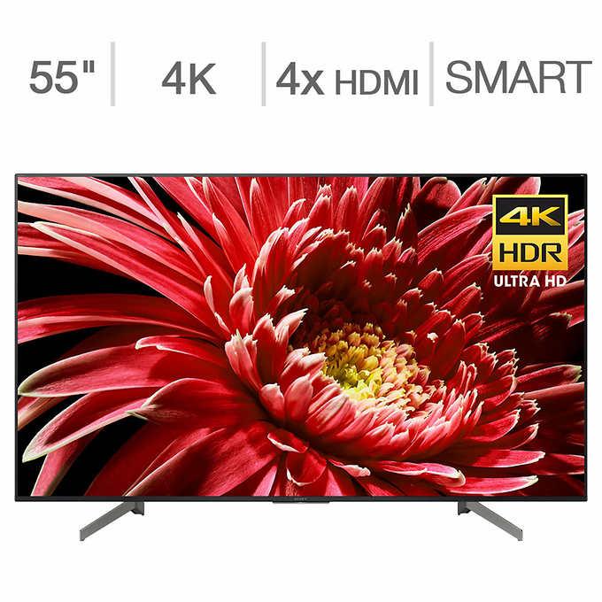 "Sony 55""  HDR 4K Ultra HD TV XBR X850G $699 @ costco valid 9/4/19 - 9/29/19"