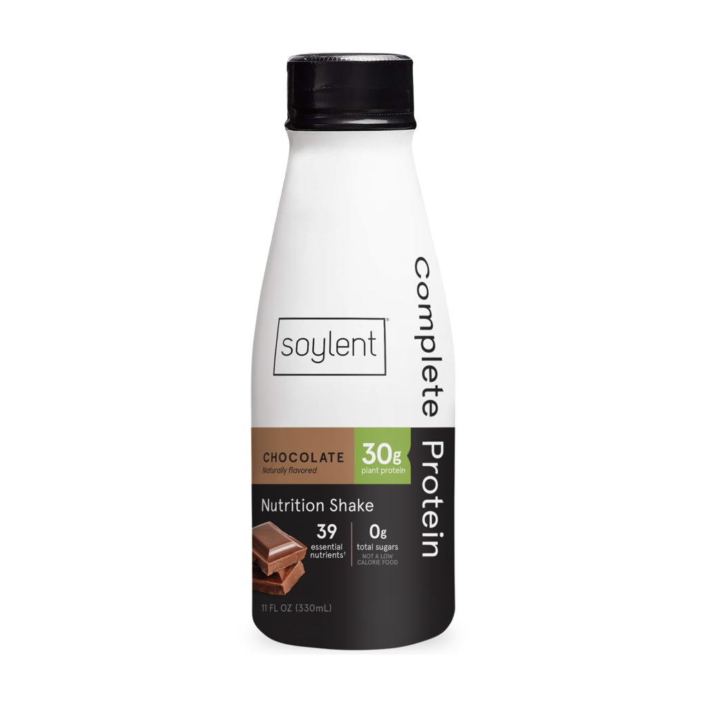 Soylent Complete Protein Chocolate buy one get one $33