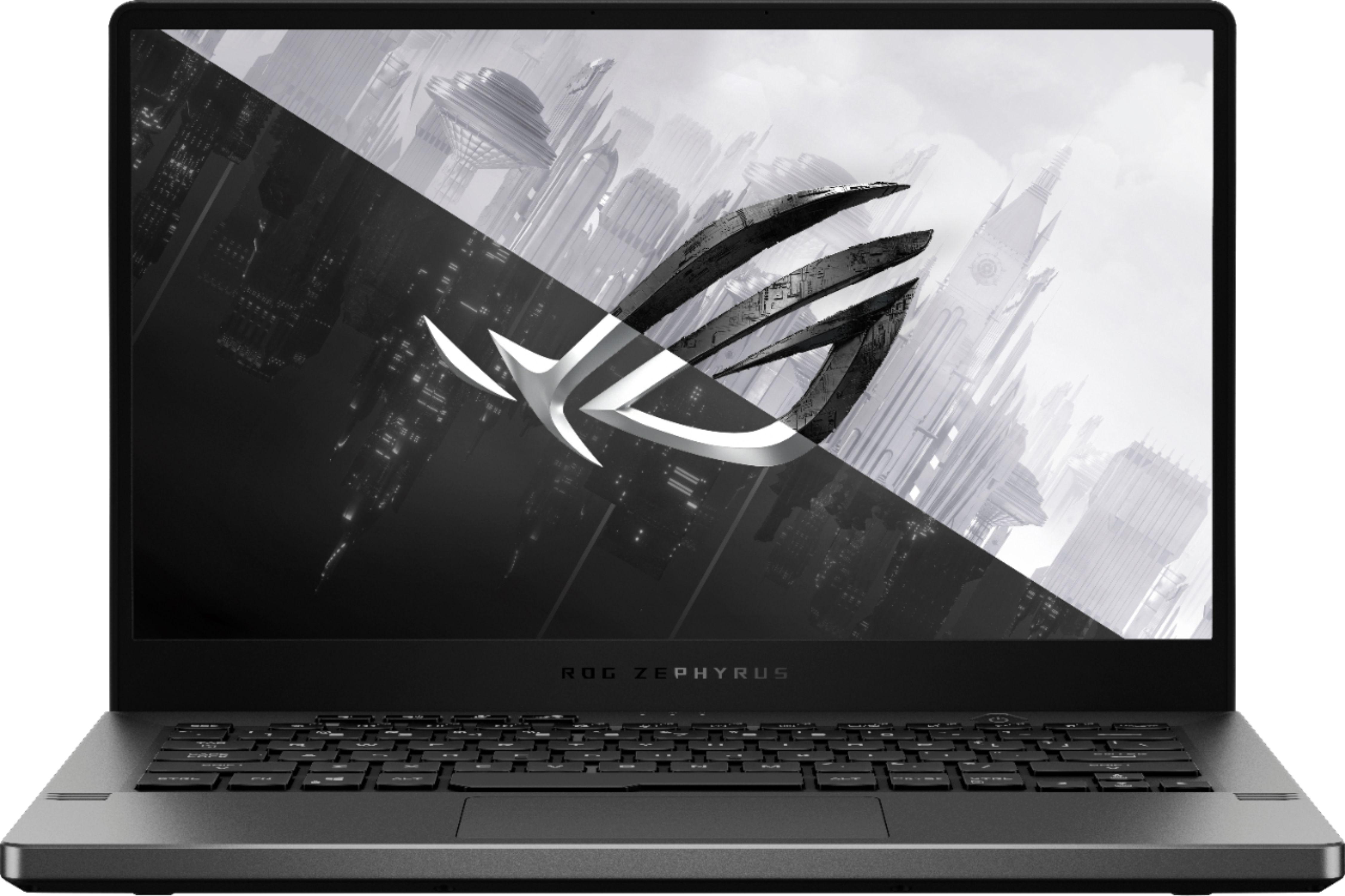 "ASUS ROG Zephyrus G14 14"" Laptop AMD Ryzen 7 8GB Memory NVIDIA GeForce GTX 1650 512GB SSD Eclipse Gray GA401IH-BR7N2BL - Best Buy $899.99"