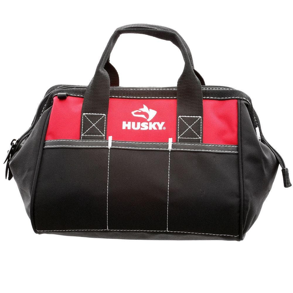 Husky 12in tool bag 50% off @ homedepot -  $5.88 marked down from $11.97
