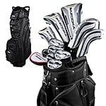 Golf club set: Tour Edge HT Max-D Complete 19-Piece Set