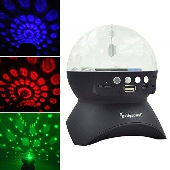 Disco Ball Light With Wireless Bluetooth Speaker Mini $10 Off! - $9.99 Now! + Free Shipping @Amazon