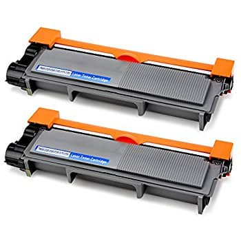 Office World Compatible Toner Cartridge Replacement for Brother TN660 TN-660 (2 Packs) $9.99