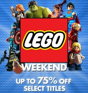 LEGO Steam Sale Up To 75% Off: $4.99-$20.09