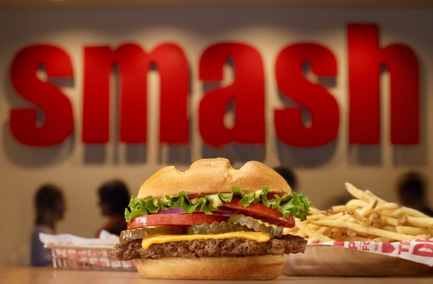 Smashburger, Buy One Burger, Get One for $1!