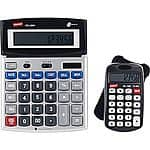 Staples Display Calculator Bonus Pack $7.99 @ Staples