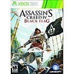 Assassin's Creed IV: Black Flag New!! for Xbox 360 and PS3 - $6.99 @ toysrus