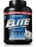 Dymatize Nutrition Gourmet Elite, Cookies and Cream, 5-Pound - $32 or $29 Amazon S&S