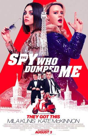 Atom Movie Tickets: A $6 Ticket to See The Spy Who Dumped Me