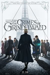 Atom Tickets: Fantastic Beasts: The Crimes Of Grindelwald Movie Ticket $6