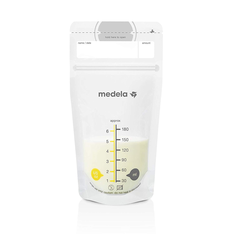 Medela Breast Milk Storage Bags, 100 Count - $10.83