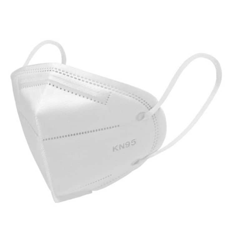 KN95 White Protective Face Masks - 20-Pack $69.99 or 30-Pack $99.99  Free Shipping