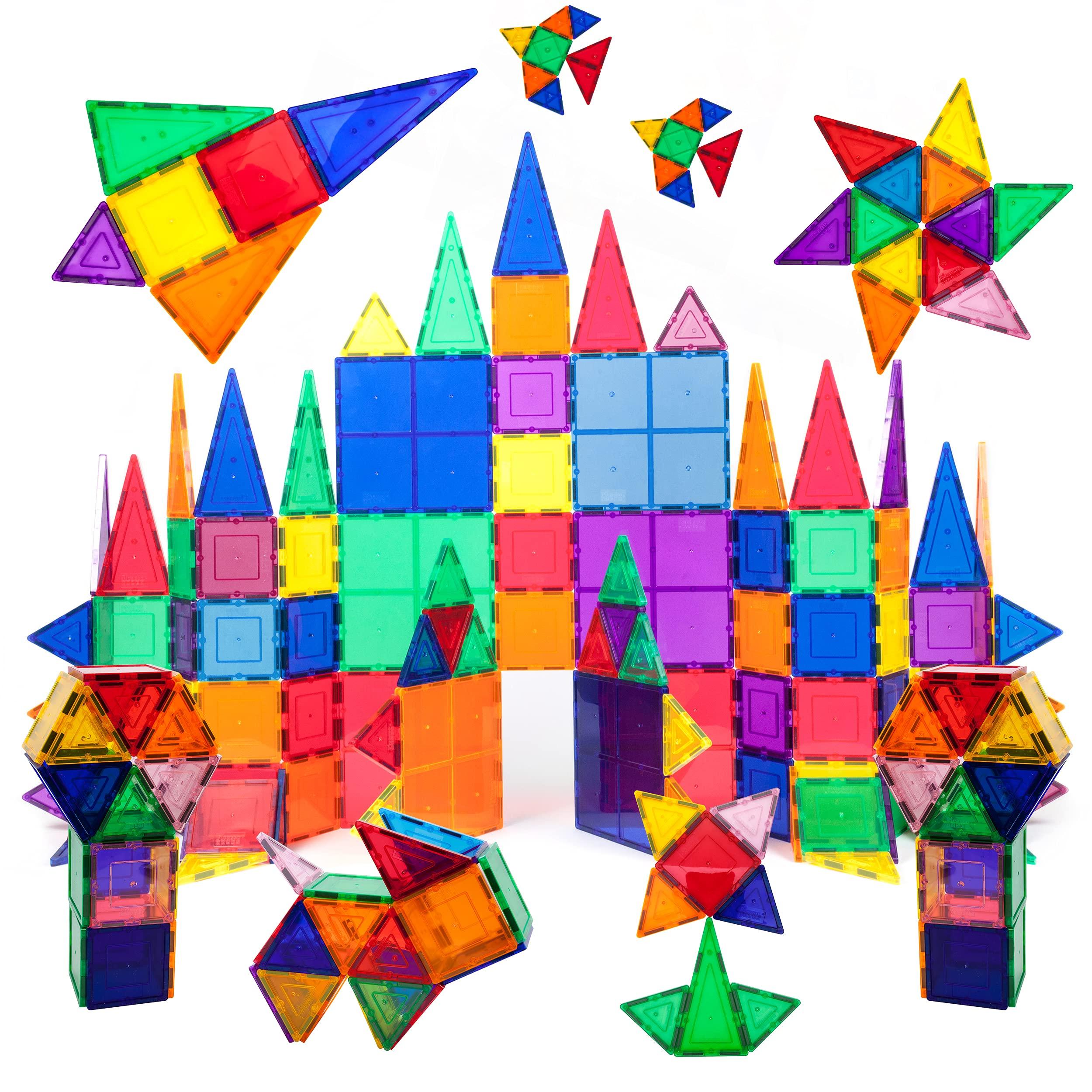 PicassoTiles 100 Piece Set - $36    @Amazon