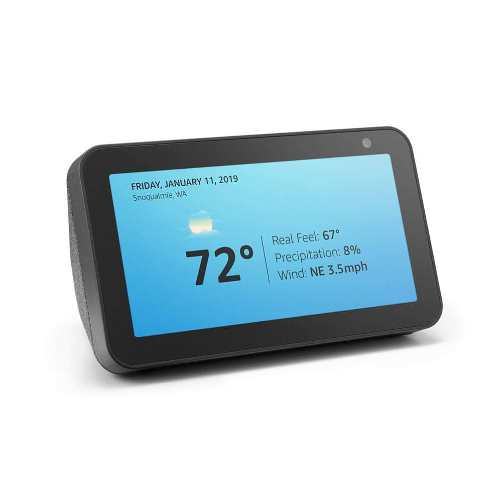 $45 off Echo Show 5 for Ring customers