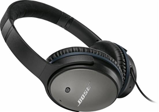 Bose QuietComfort 25 Acoustic Noise Cancelling Headphones $180