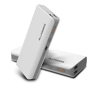ALLPOWERS 15600mAh Power Bank External Battery Charger $12.59! Now AC + Free Shipping @Amazon