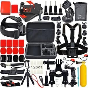 Leknes Accessories Bundle kit for GoPro Hero $17.99 ($15 Off!) AC + Free Shipping @Amazon