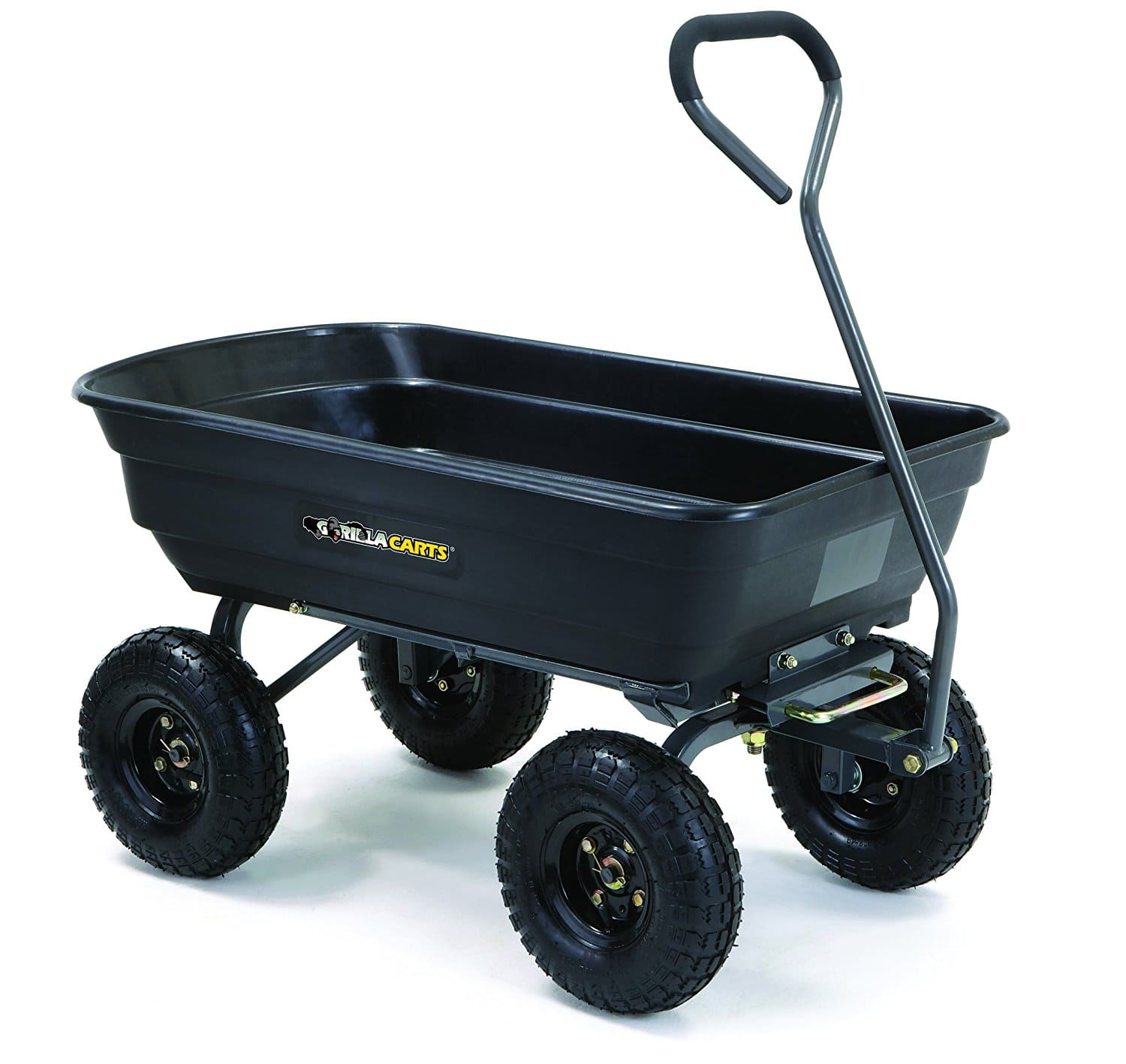 Gorilla Yard Cart with Dump. $69.98