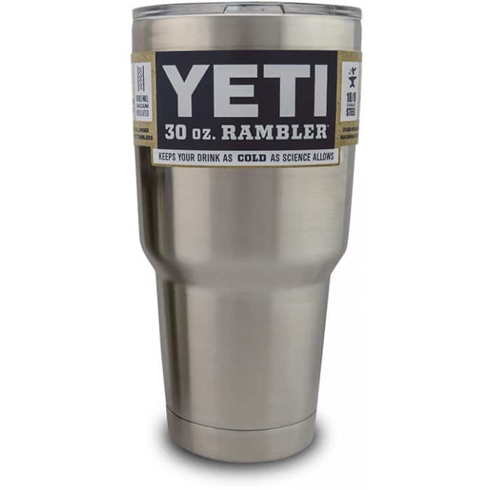 Yeti 30 ounce oz. Tumbler - 27.99 free shipping, no tax (for me anyway)