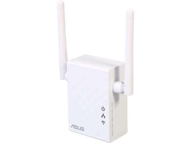 ASUS RP-N12 N300 Repeater / Access Point / Media Bridge 9.99 after rebate and coupon - Newegg $9.99