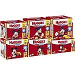 Buy Huggies Snug & Dry Ultra Diapers, big pack, $14.00 (Walmart online ONLY)