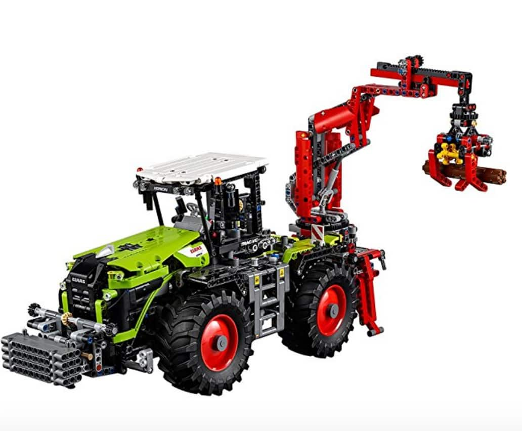 LEGO Technic CLAAS XERION 5000 TRAC VC 42054 Advanced Building Set $134.99