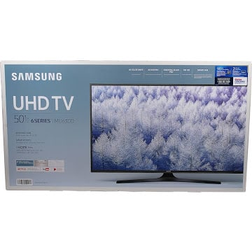 "Samsung 50MU630D 50"" 4K Ultra HD TV  $480.53 + Tax"