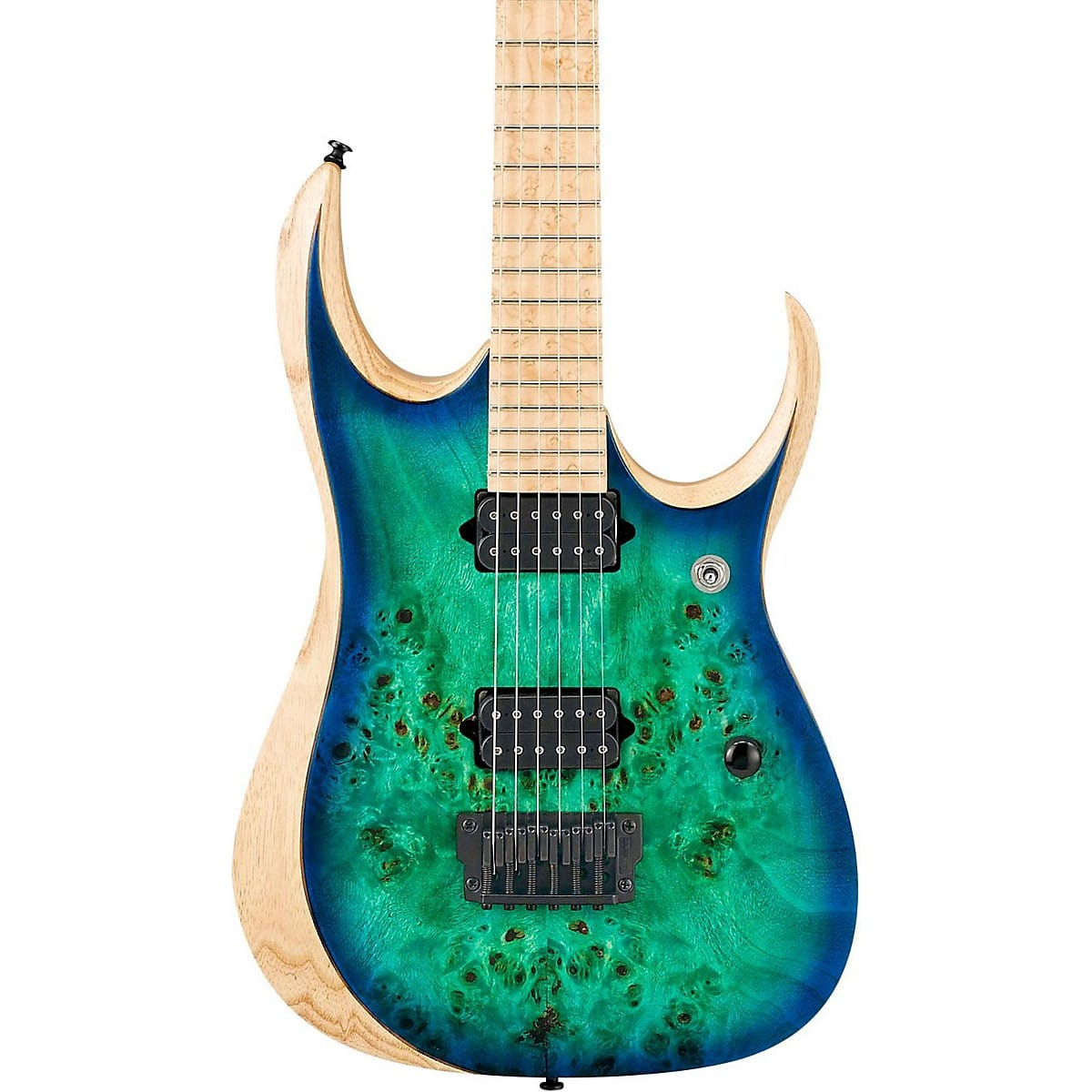 Ibanez Iron Label RGDIX6MPB Electric Guitar - $499 $499.99