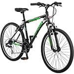 "26"" Schwinn Sidewinder Men's Mountain Bike, Matte Black/Green - $129.40 + FS"