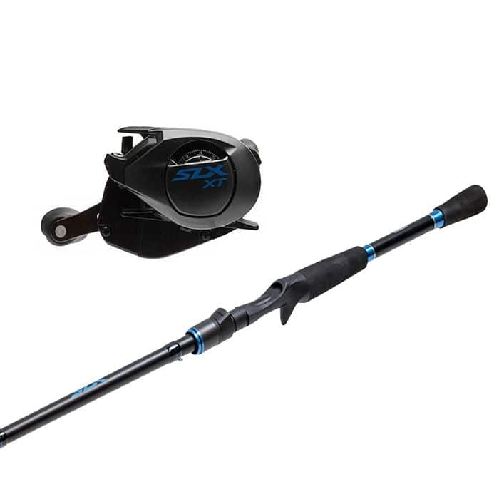 Shimano SLX DC fishing rod and reel combo $187
