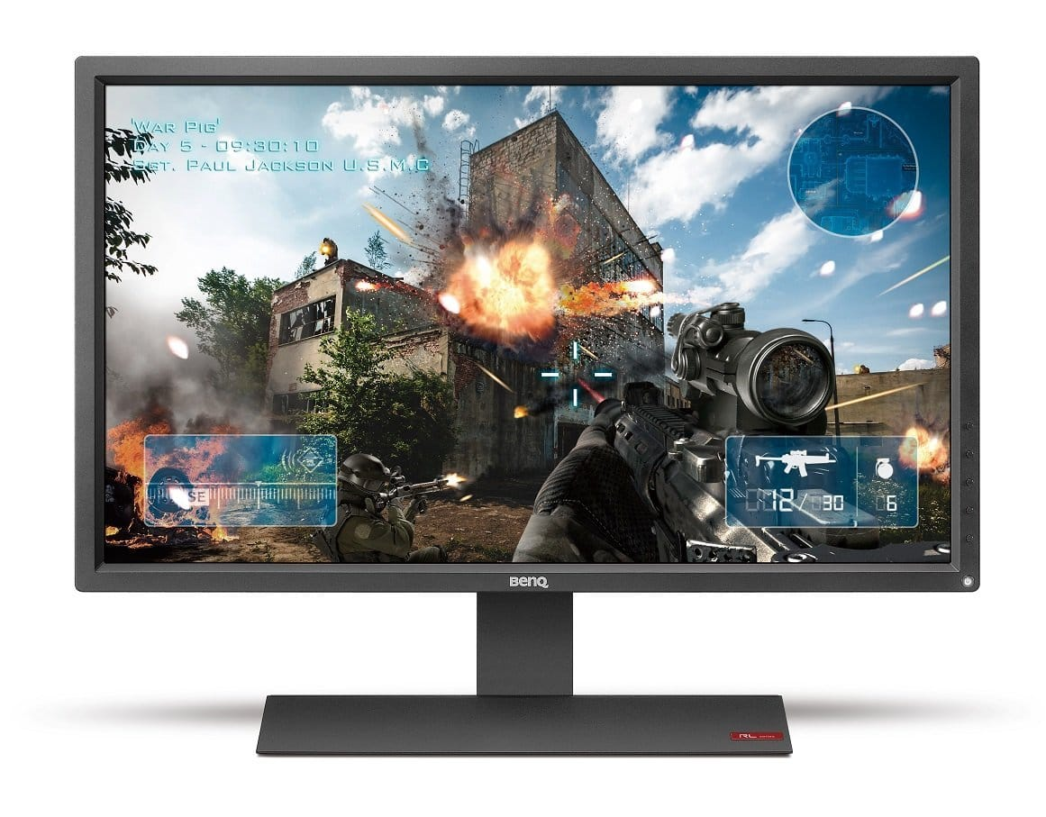 BenQ ZOWIE 27 inch Full HD Gaming Monitor - 1080p 1ms Response